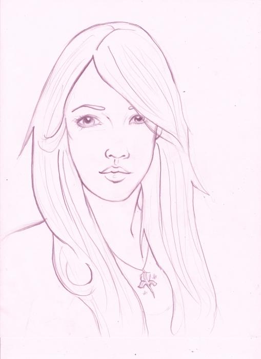 Hilary Duff by BillyJean